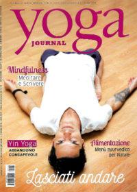 yoga journal dicembre 2018 in edicola