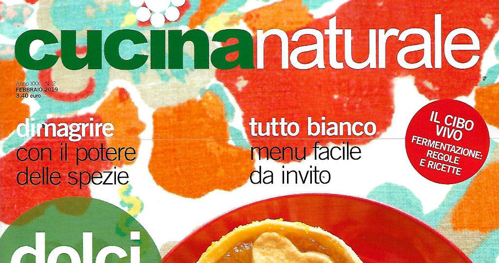 Cucina naturale in edicola edicola amica riviste in for Riviste cucina