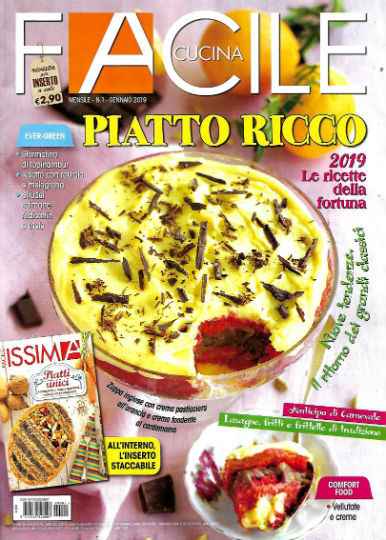 Facile Cucina In Edicola Edicola Amica Riviste In Edicola