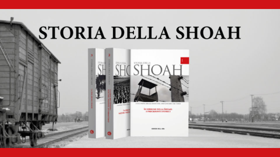 storia della shoah collana in edicola