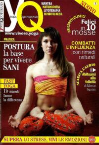 yoga quotidiano gennaio 2019 in edicola