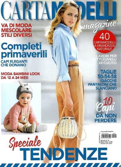 cartamodelli magazine marzo 2019 in edicola