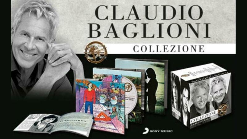 claudio baglioni collezione 50 in edicola