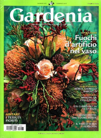 gardenia febbraio 2019 in edicola