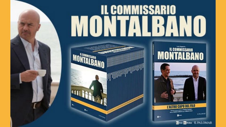 il commissario montalbano collana dvd in edicola