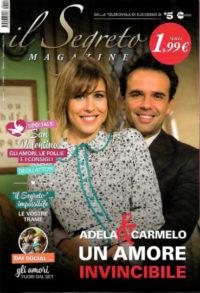 il segreto magazine febbraio 2019 in edicola