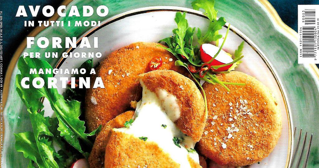 La cucina italiana in edicola edicola amica riviste for Riviste cucina