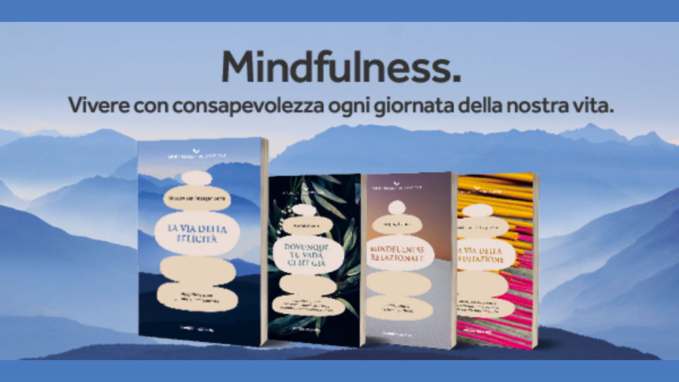 mindfulness collana in edicola