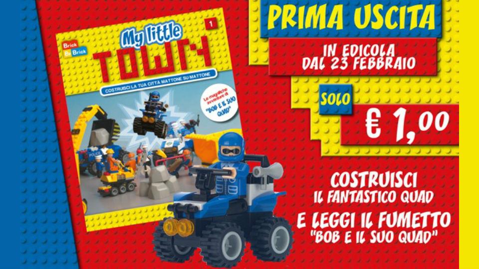 My Little Town In Edicola Edicola Amica Collezioni In Edicola