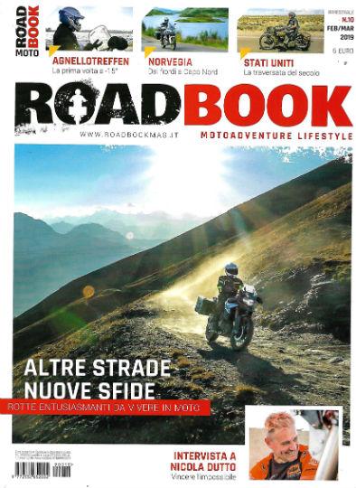 roadbook febbraio 2019 in edicola