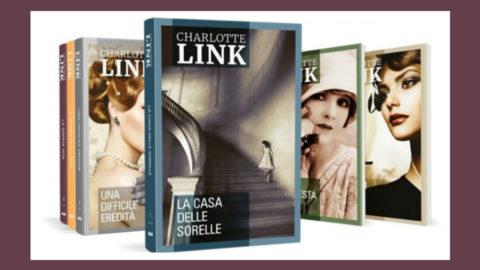 charlotte link collana in edicola