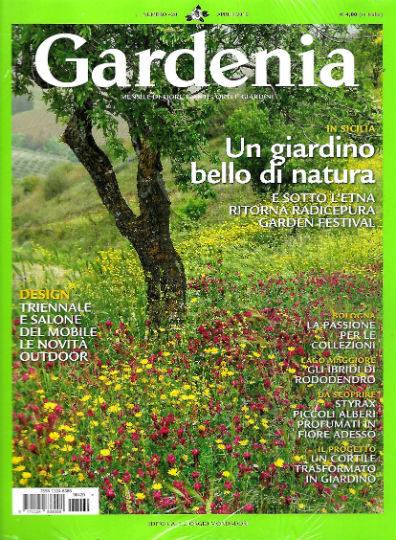 gardenia aprile 2019 in edicola