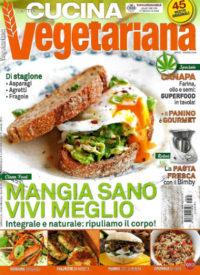la mia cucina vegetariana aprile 2019 in edicola