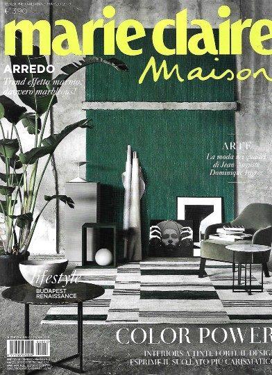 marie claire maison marzo 2019 in edicola