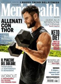 men's health marzo 2019 in edicola