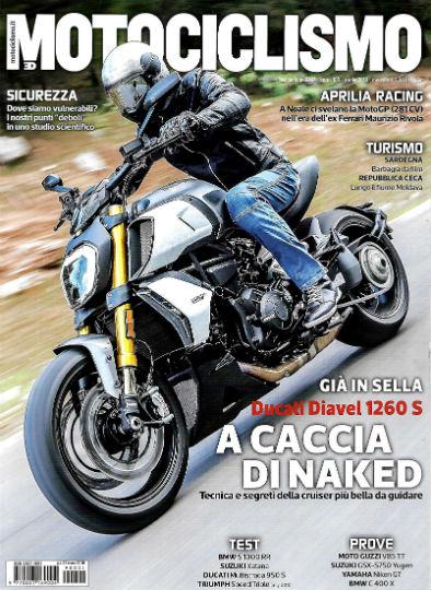 motociclismo aprile 2019 in edicola