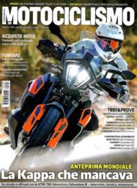 motociclismo marzo 2019 in edicola