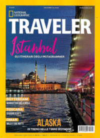 national geographic traveler marzo 2019 in edicola