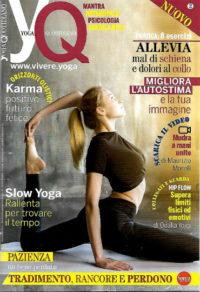 yoga quotidiano marzo 2019 in edicola