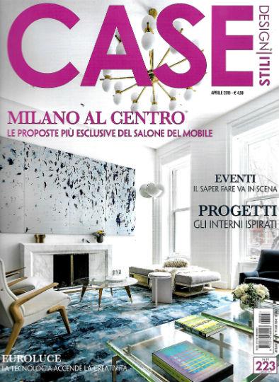 Case stili in edicola edicola amica riviste e for Stili case
