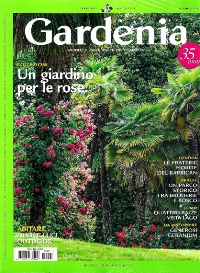 gardenia maggio 2019 in edicola