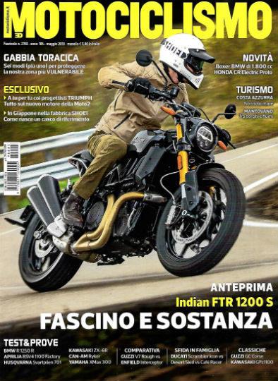 motociclismo maggio 2019 in edicola