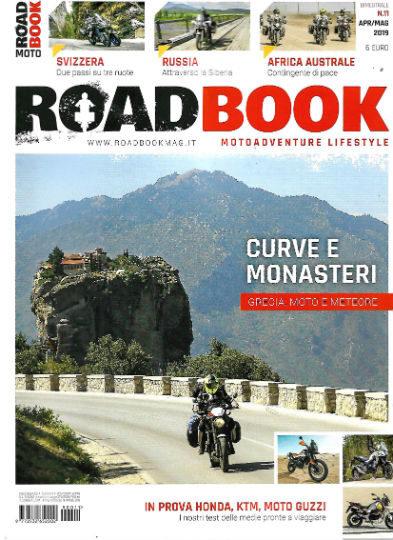road book maggio 2019 in edicola