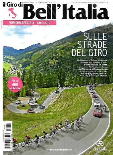 bell'italia speciale giro 2019 in edicola