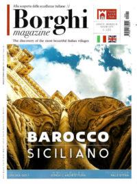 borghi magazine giugno 2019 in edicola