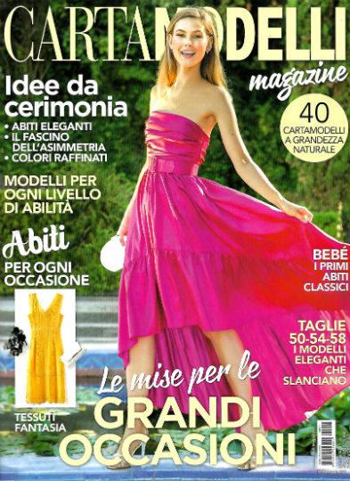cartamodelli magazine maggio 2019 in edicola