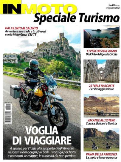 in moto speciale turismo maggio 2019 in edicola