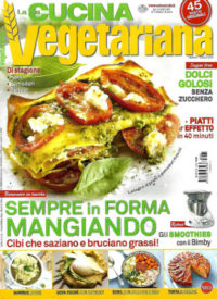 la mia cucina vegetariana giugno 2019 in edicola
