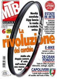 mtb magazine giugno 2019 in edicola