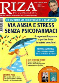 riza psicosomatica maggio 2019 in edicola