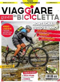viaggiare in bicicletta maggio 2019 in edicola
