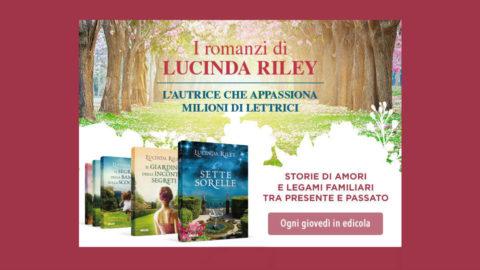 i romanzi di Lucinda Riley collana in edicola