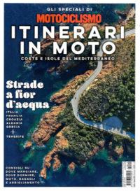 gli speciali di motociclismo - itinerari in moto luglio 2019 in edicola