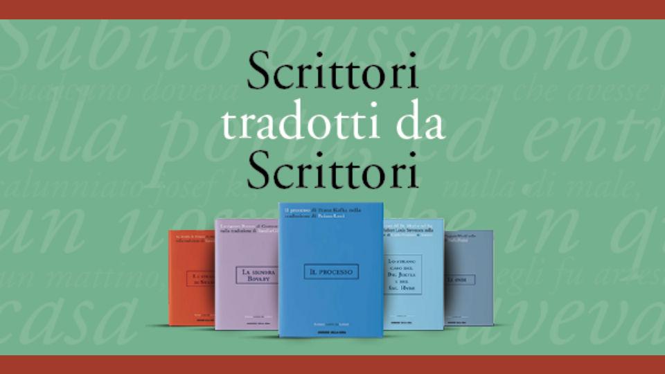 scrittori tradotti da scrittori collana in edicola