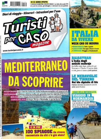turisti per caso magazine giugno 2019