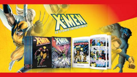 X-Men le storie incredibili in edicola