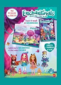 enchantimals luglio 2018 in edicola