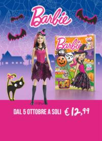 barbie magazine ottobre 2018 in edicola