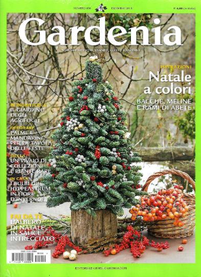 gardenia dicembre 2018 in edicola