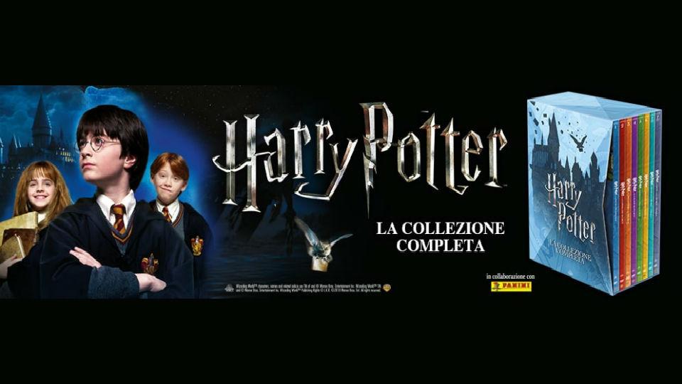 harry potter collana dvd edizione speciale