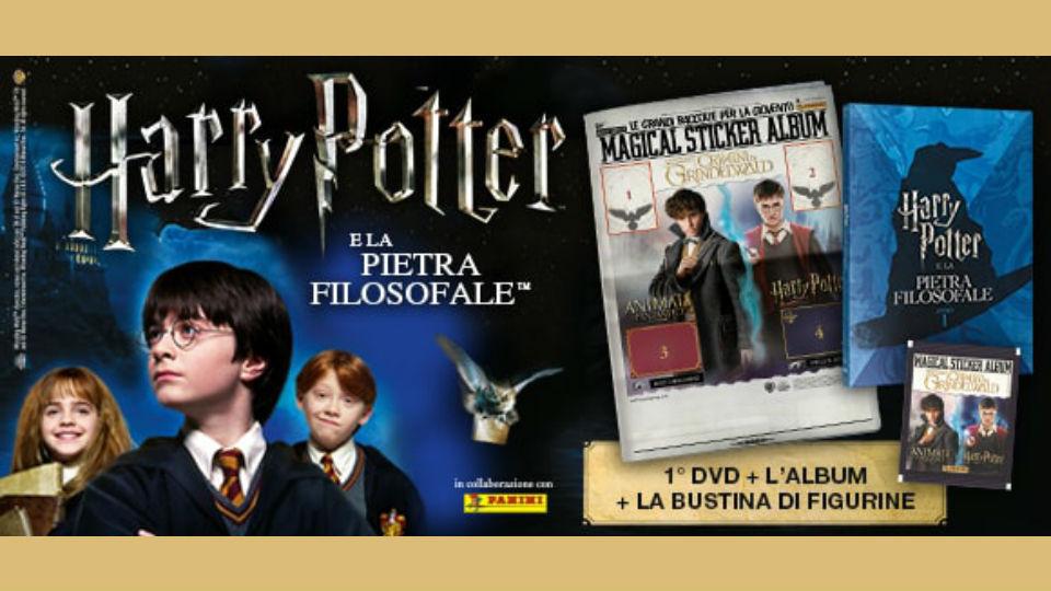 harry potter collezione completa dvd edizione speciale