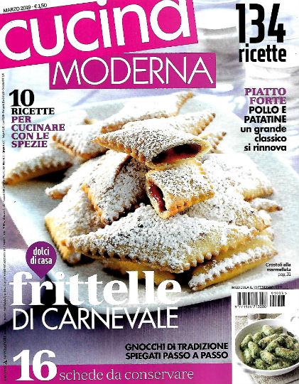 Cucina Moderna Febbraio.Cucina Moderna In Edicola Edicola Amica Riviste E