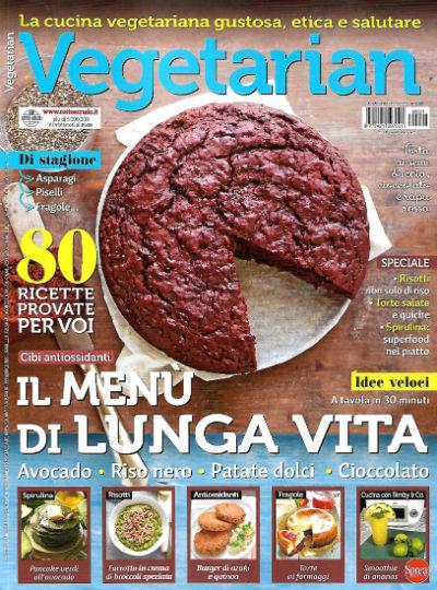 vegetarian febbraio 2019 in edicola