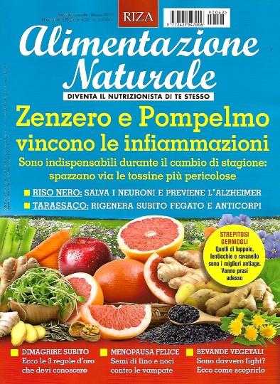 alimentazione naturale marzo 2019 in edicola
