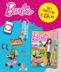 barbie magazine marzo 2019 in edicola
