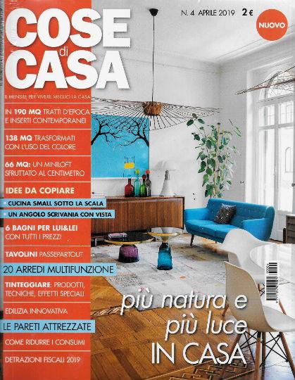 Cose di casa in edicola edicola amica riviste in edicola for Riviste di arredamento casa